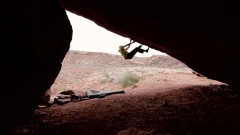 Joe Kinder climbing Essentials: Bouldering