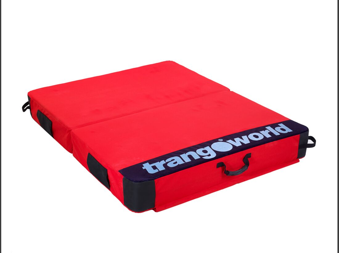 KL Crashpad Test Trangoworld Vaider 5.0