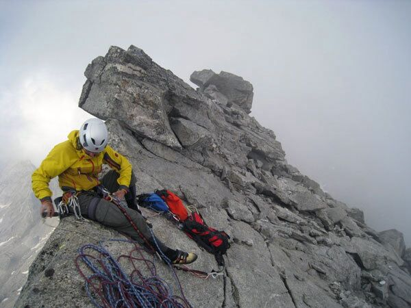 KL David Lama Desperation of the Northface