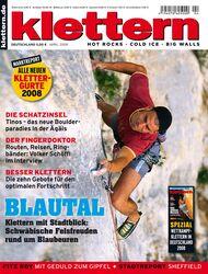 KL Klettern April 2008
