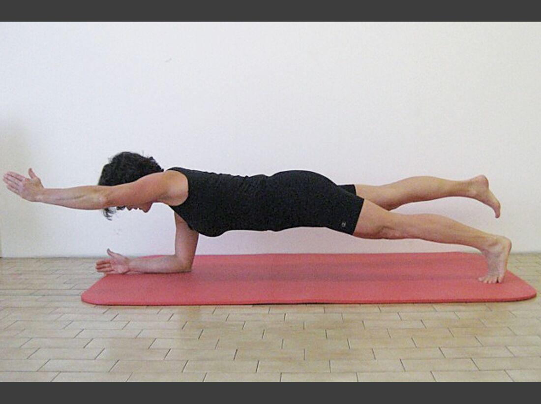 KL Kraft-Übungen, fortgeschrittenes Niveau