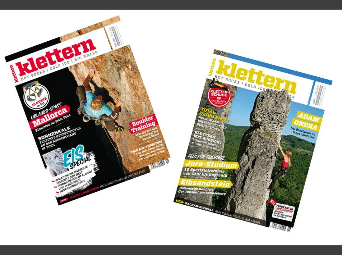 KL Magazin klettern