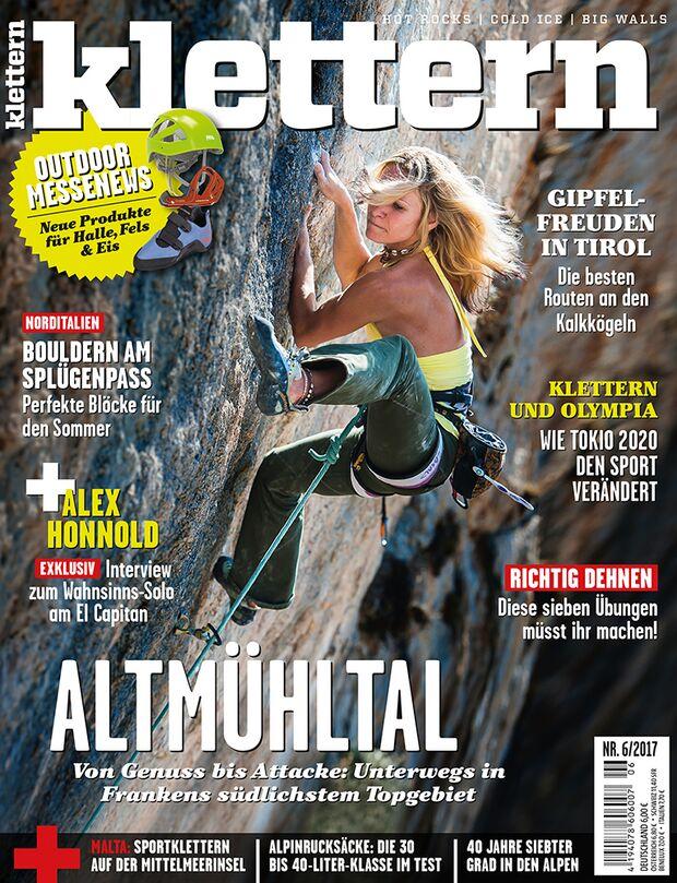 KL Titel Klettern Cover 6-2017