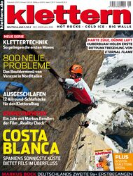 KL Titel Klettern Dezember 2009 / Januar 2010
