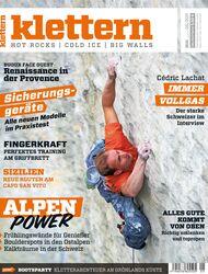 KL klettern Titel Mai 2011