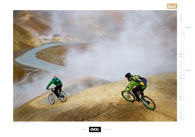 Klettern 2013 - Kalenderbilder 37