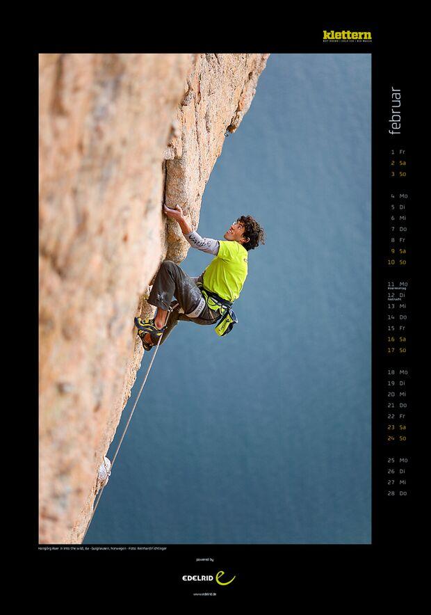 Klettern 2013 - Kalenderbilder 5