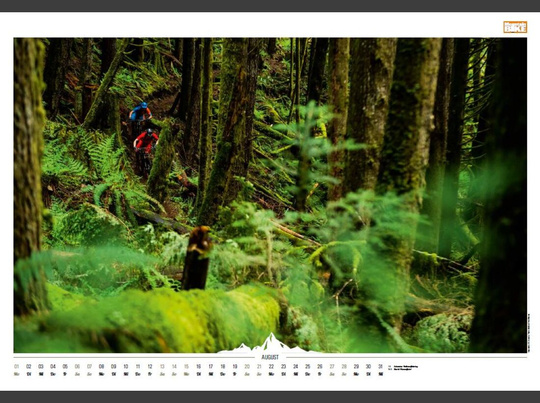 MB Best of MountainBIKE Kalender 2016 August (JPG)