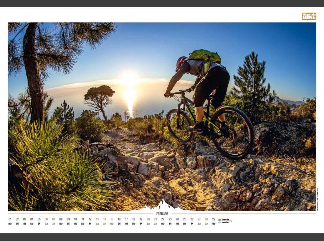 MB Best of MountainBIKE Kalender 2016 Februar (JPG)