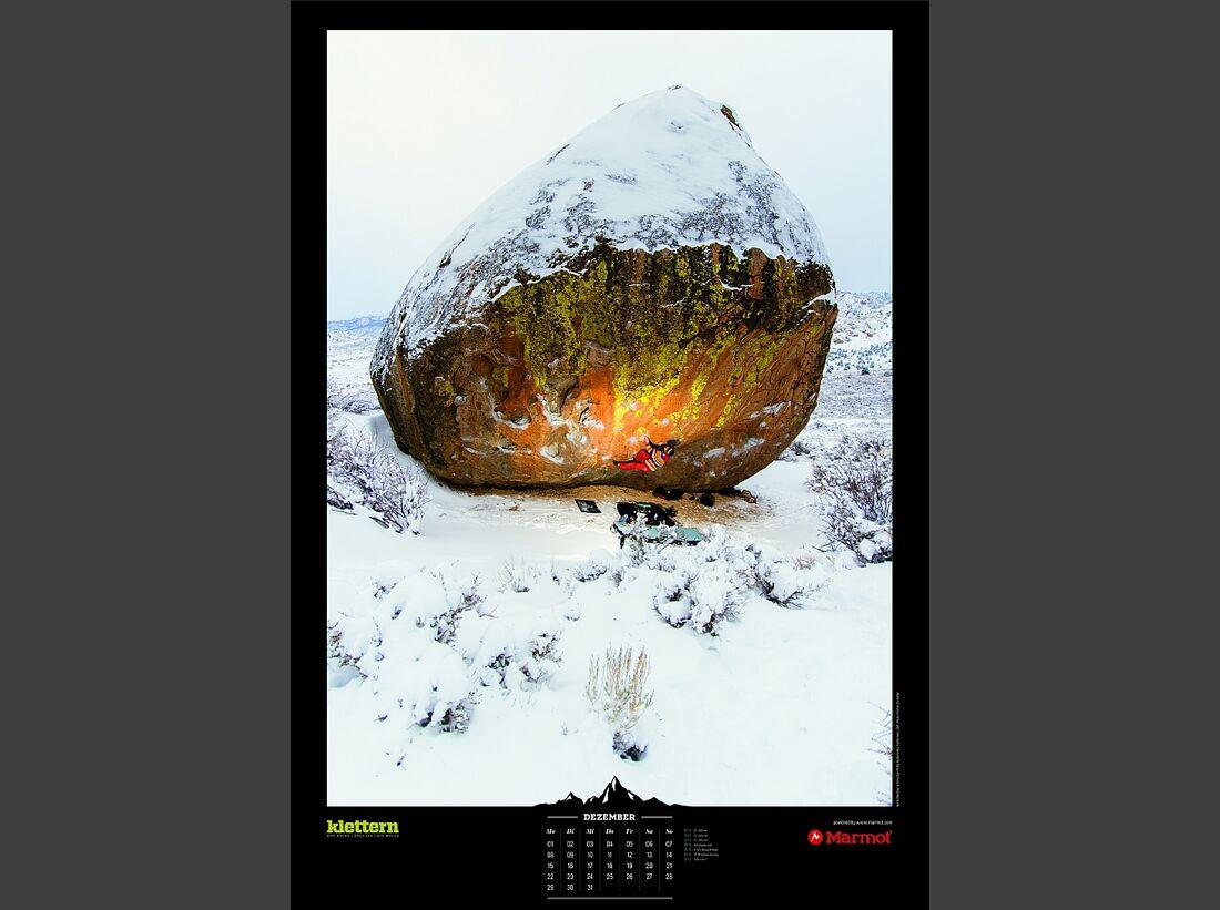 Sportkalender 2014 - klettern, outdoor, Mountainbike 16