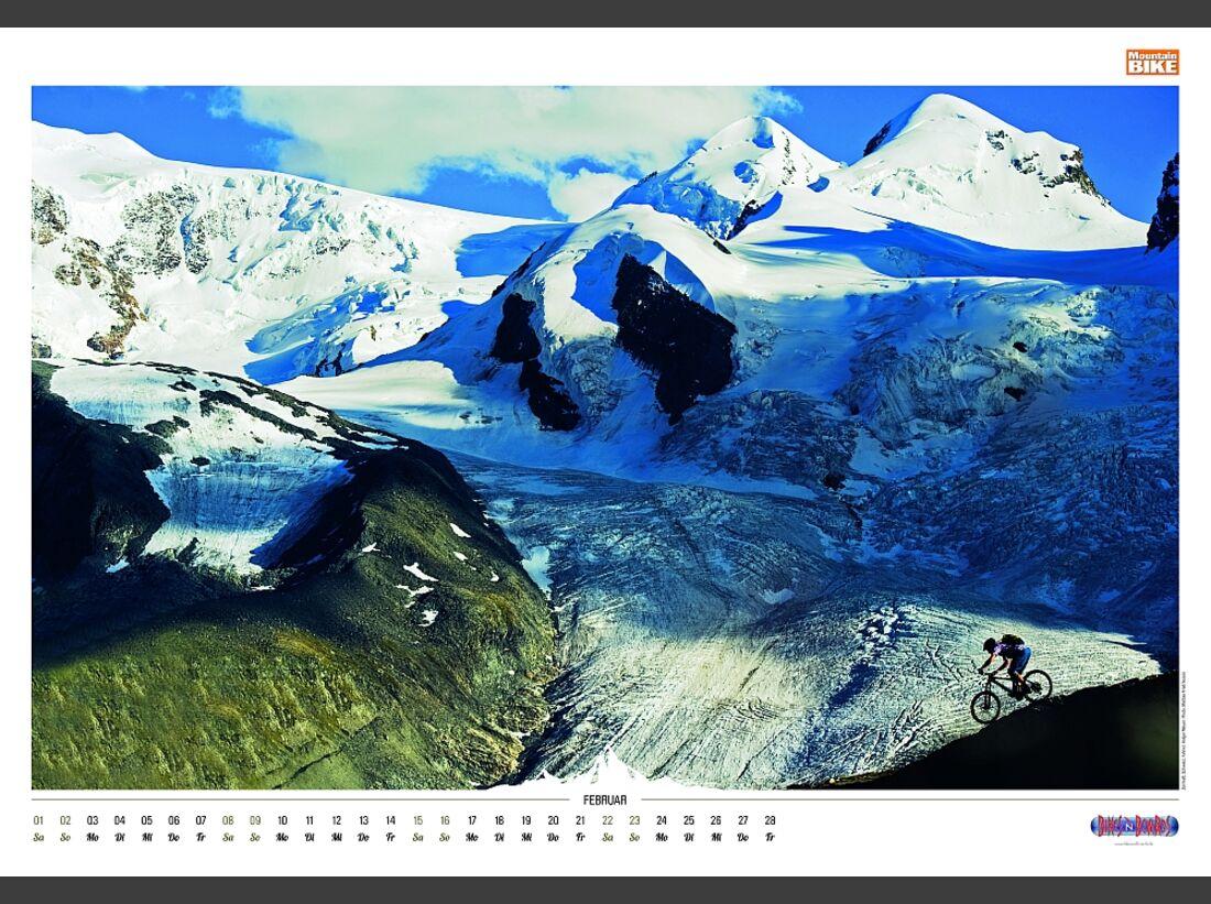 Sportkalender 2014 - klettern, outdoor, Mountainbike 32