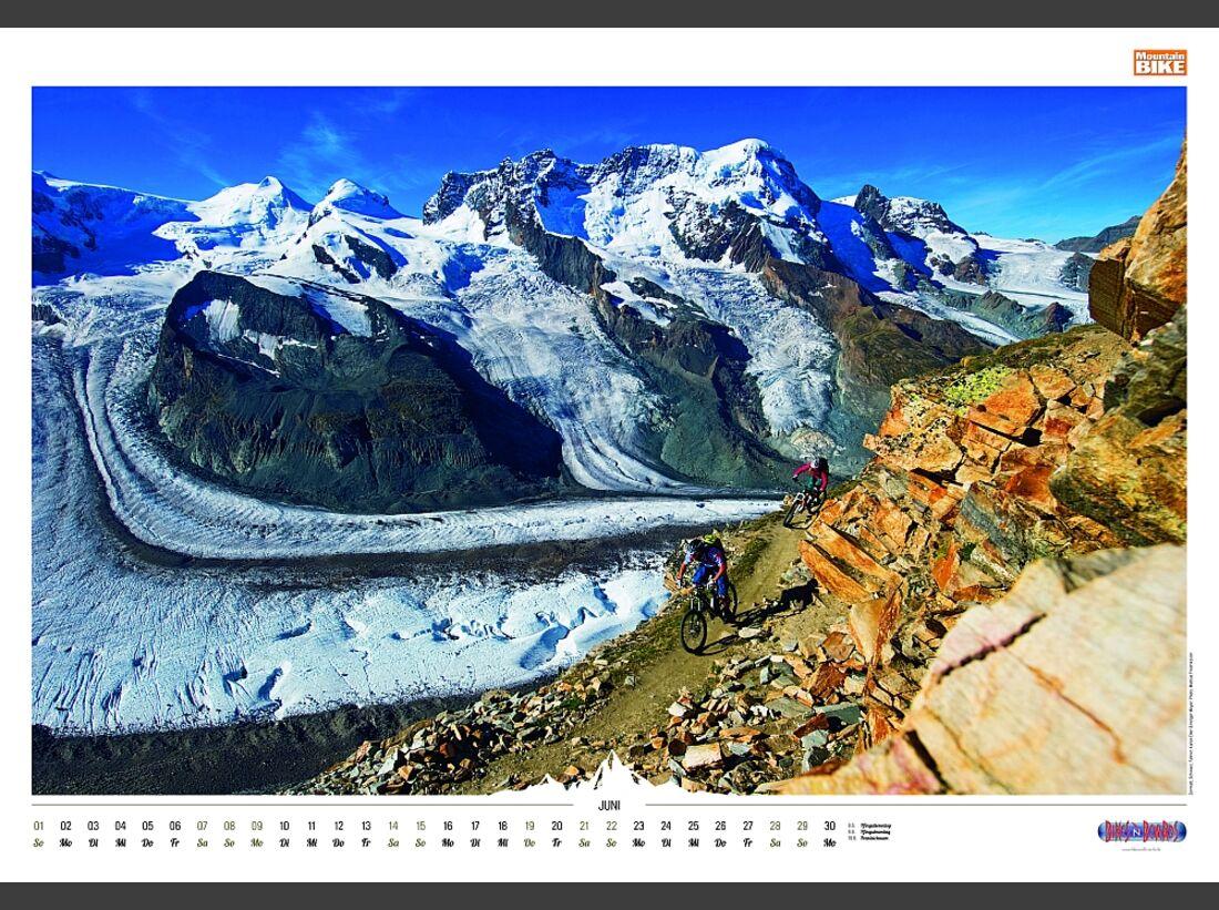 Sportkalender 2014 - klettern, outdoor, Mountainbike 36